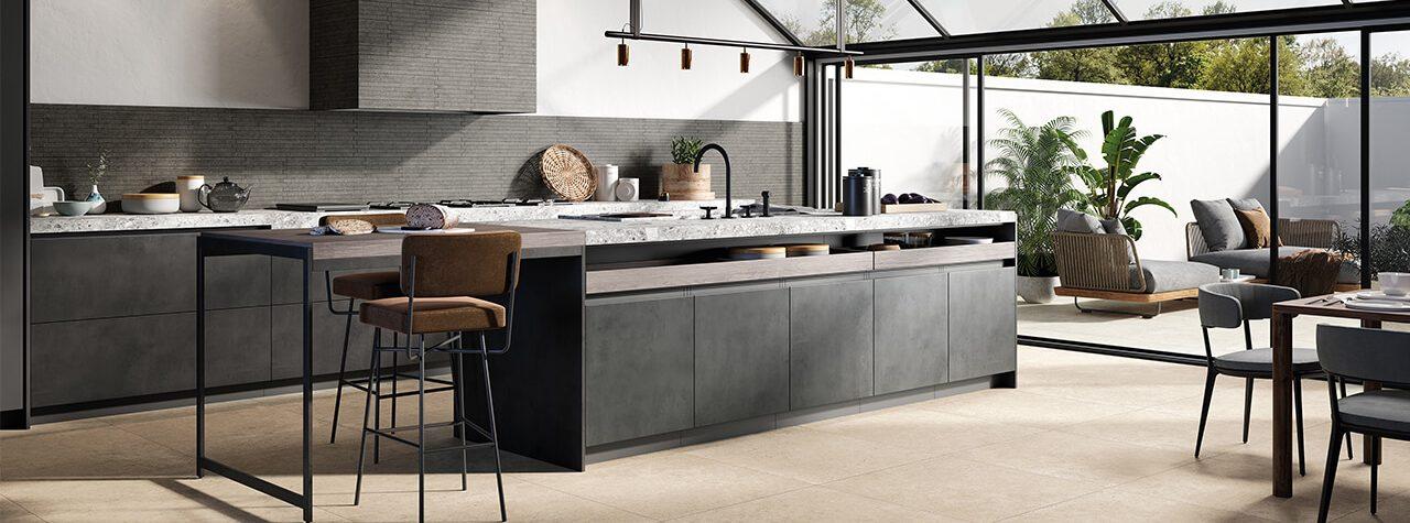 La Fabbrica Agglomerate keuken